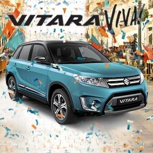 Uscito la nuova Suzuki VITARA