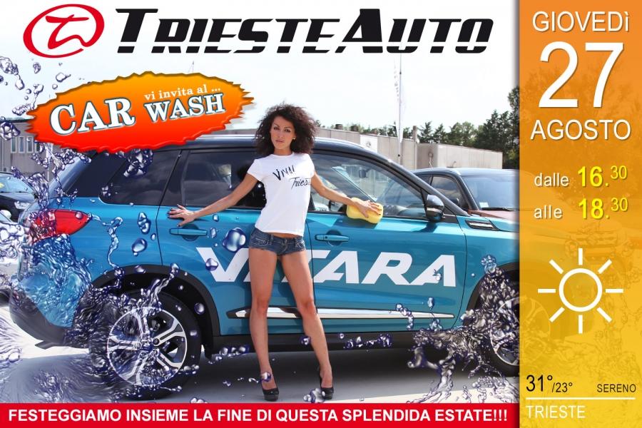 TRIESTE AUTO - Show CAR WASH
